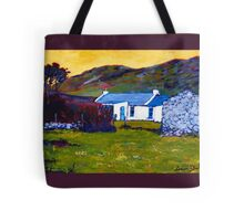 Cottage from Sheep Field Tote Bag
