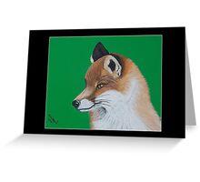 British Wildlife Set 1 - Fox Greeting Card