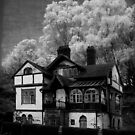 The old house b/w by scooter247