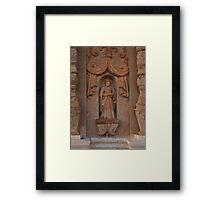 Santa Lucia Framed Print