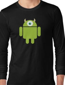 Mike Droidowski Long Sleeve T-Shirt