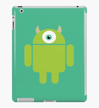 Mike Droidowski iPad Case/Skin