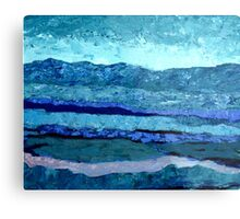 Blue View Metal Print