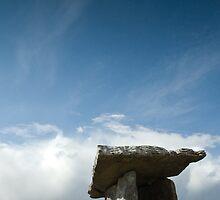 Burren Dolmen by odonovanphotos