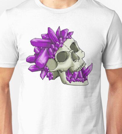 Crystal Skull Unisex T-Shirt