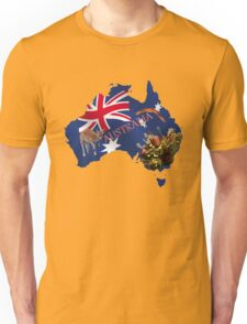 Australiana Tshirt Unisex T-Shirt