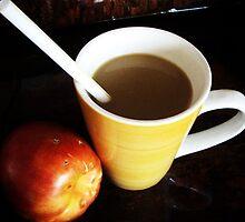 Coffee With A Straw...#! by trueblvr