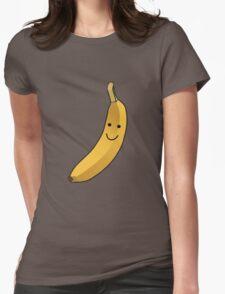 Banana Womens Fitted T-Shirt