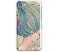 Tattooed Mermaid 10 iPhone Case/Skin
