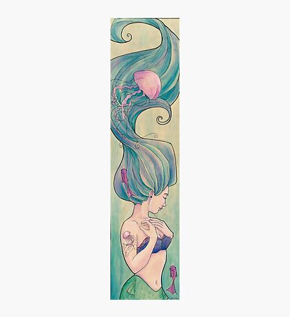 Tattooed Mermaid 10 Photographic Print