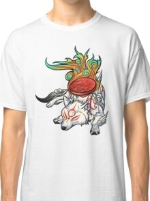 Okami - Amaterasu Rests Classic T-Shirt