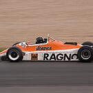 1982 Arrows A4 (Hartley) by Willie Jackson