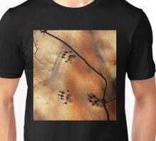 Animal Tracks Unisex T-Shirt