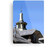 ROOF TOPPER Metal Print