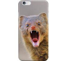 Slender Mongoose - Taking on LIfe iPhone Case/Skin