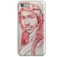 Red Tail WWII AirMen  iPhone Case/Skin