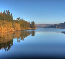 Lake Vyrnwy by chris2766