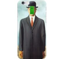 Son of Man iPhone Case/Skin
