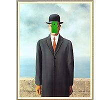 Son of Man Photographic Print