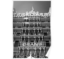 Grand Facade Poster