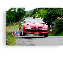 Donegal Flyer Canvas Print