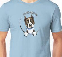 AMSTAFF Brindle IAAM Unisex T-Shirt