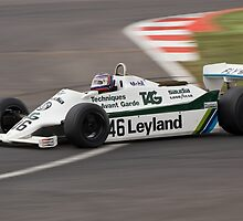 1981 Williams FW07/D by Willie Jackson