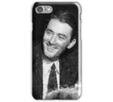 Gregory Peck by John Springfield iPhone Case/Skin