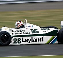 1981 Williams FW07/C by Willie Jackson