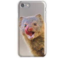 Slender Mongoose - Taste for Life iPhone Case/Skin