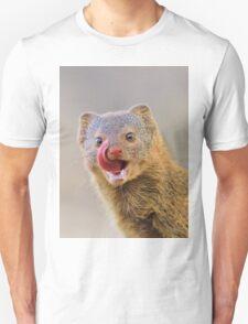 Slender Mongoose - Taste for Life Unisex T-Shirt