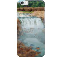 Rockpool Waterfall iPhone Case/Skin