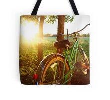 slowing down - Gonzalez, TX Tote Bag