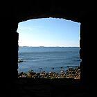Suomenlinna Window by daive