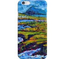 View from Clogher Head iPhone Case/Skin