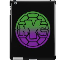 Turtles - NYC  iPad Case/Skin