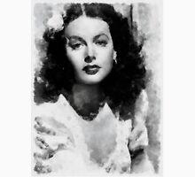 Hedy Lamarr by John Springfield T-Shirt