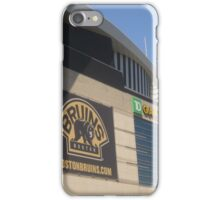 Boston Garden iPhone Case/Skin
