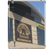 Boston Garden iPad Case/Skin
