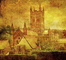 Buckfast Abbey by Catherine Hamilton-Veal  ©