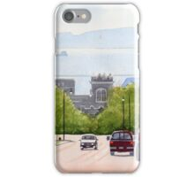 Red River Road iPhone Case/Skin