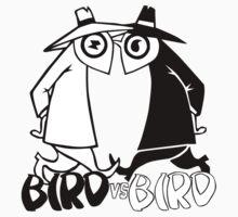 Bird vs Bird One Piece - Long Sleeve