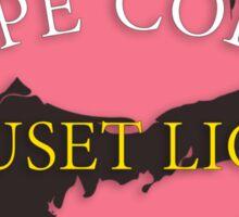 Cape Cod - Nauset Light Beach Sticker