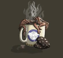 [Tea Cup Dragon] Mocha Unisex T-Shirt