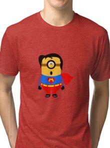 Mini Superman Tri-blend T-Shirt