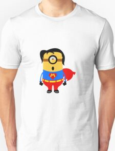 Mini Superman Unisex T-Shirt
