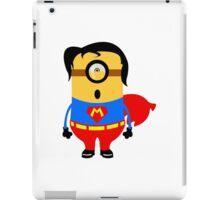 Mini Superman iPad Case/Skin