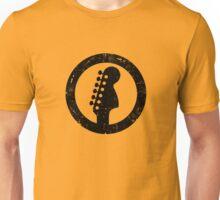 Stratocaster 70s Headstock Unisex T-Shirt