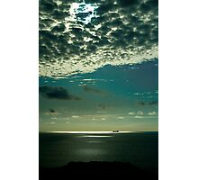 Channel Light Photographic Print