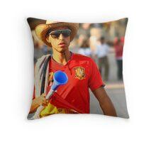 Espana World Cup 2010  Throw Pillow
